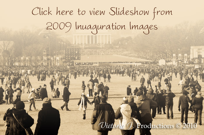 Inauguration Slideshow - Click Here