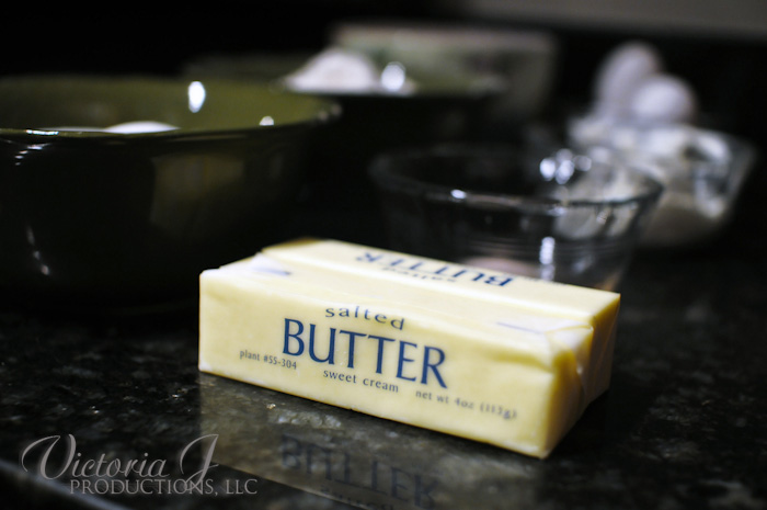 2 Sticks of Butter