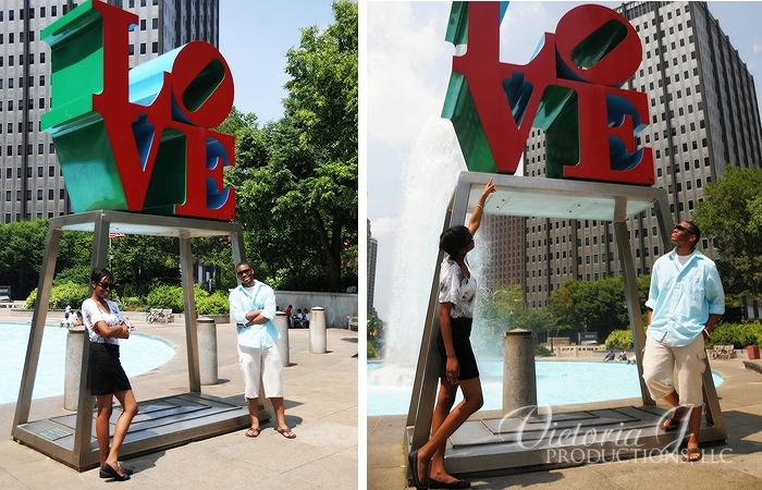 The Love Park