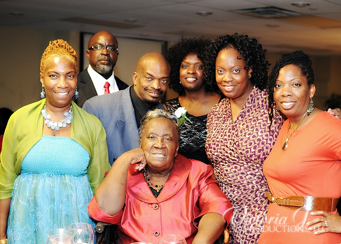 Grandma, Aunts and Uncles