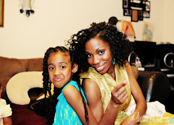 Maya and I